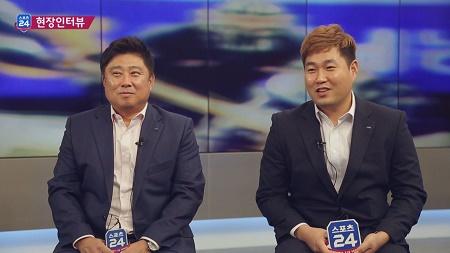 김태형 감독'양의지가 끓인 라면 맛은?' <스포츠24 409회>